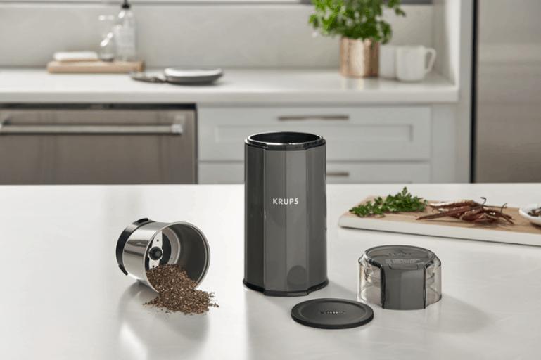 krups electric coffee grinder
